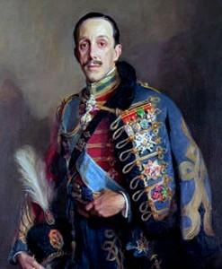 Alfonso XIII (1889-1931)
