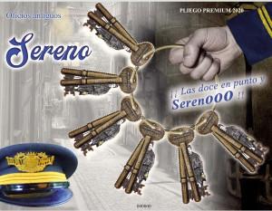 9 nov Sereno PP